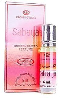 Sabaya by Al Rehab for Women - Oud, 6ml