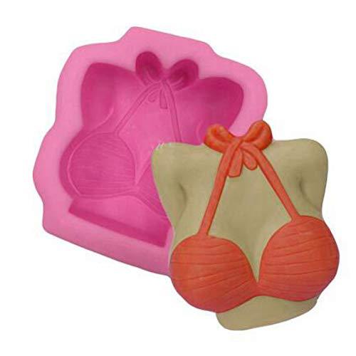 SHEANAON Kuchen dekorieren Werkzeuge Sommer Strand Spaß Bikini BH handgemachte Schokolade Fondant Kuchen DekorationForm