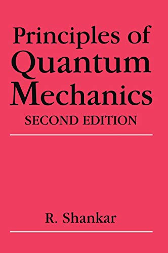 Compare Textbook Prices for Principles of Quantum Mechanics 2nd Edition ISBN 9780306447907 by Shankar, R.