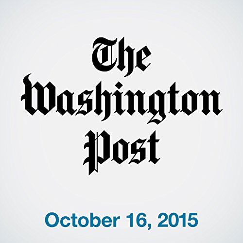 Top Stories Daily from The Washington Post, October 16, 2015 copertina