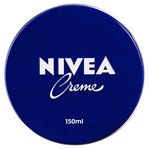 NIVEA Crème Tin. The Original All-Purpose Moisturiser for Face, Body & Hands 150ml