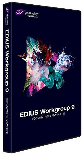 Grass Valley EDIUS Workgroup 9 versione completa da scaricare