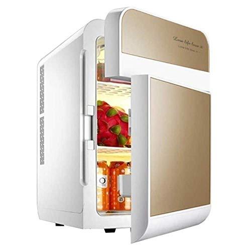 MYPNB Voltaje Dual del Coche Refrigerador 20L Mini-Nevera eléctrica Nevera portátil 12V...