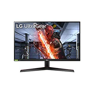 LG 27GN800-B 27 Inch Ultragear QHD (2560 x 1440) IPS Gaming Monitor with IPS 1ms (GtG) Response Time / 144Hz Refresh Rate and NVIDIA G-SYNC Compatible with AMD FreeSync Premium - Black (B08LLD2QXJ) | Amazon price tracker / tracking, Amazon price history charts, Amazon price watches, Amazon price drop alerts