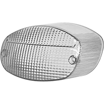 BikeMaster Integrated Tail Light  Clear  for 97-07 Yamaha YZF600R