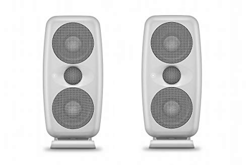 IK Multimedia アイケーマルチメディア/iLoud MTM - White【ペア】コンパクトリファレンスモニター