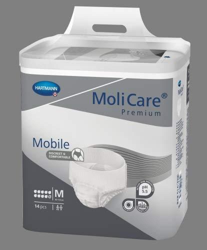 Hartmann MoliCare® Premium Mobile 10 Tropfen Gr. M (3x14 Stk.)