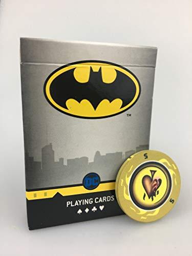 LuxTri DC Super Heroes - Baraja de póquer Batman | Tarjetas de...