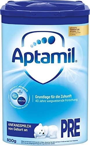Aptamil Pre Anfangsmilch mit Pronutra, 3er Pack (3 x 800g)