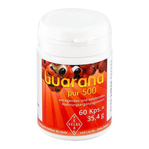 Guarana Pur 500, 60 St