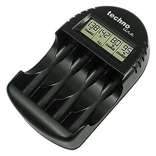 Technoline BC 250 - Cargador de pilas (AA), Negro (B002UILVNK)   Amazon price tracker / tracking, Amazon price history charts, Amazon price watches, Amazon price drop alerts