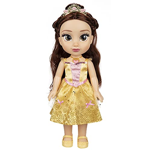 Disney Princess Belle Doll Sing & Shimmer [Amazon...