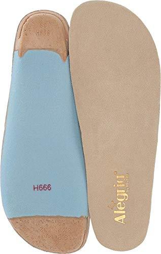 Alegria Enhanced Arch Footbed Tan 1 42 (US Women's 11.5-12)