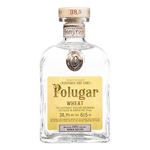 Vodka Polugar Russischer Brotwein aus Weizen
