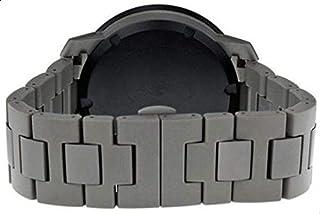 Movado Bold Black IP Titanium Polymer Bracelet, Museum Dial Watch for Men