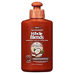 Garnier Whole Blends Smoothing Leave-in Conditioner