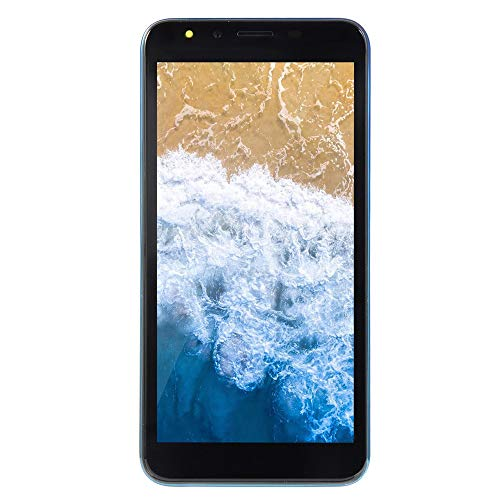 Unlocked Smartphone,5.5 inch Dual HD Camera Multi-Touch Capacitive Screen Smartphone Android 6.0 Octa-Core 512MB+4GB 3G/GSM WiFi Dual SIM Unlocked Cell Phone (Blue, 7sp Smartphone)