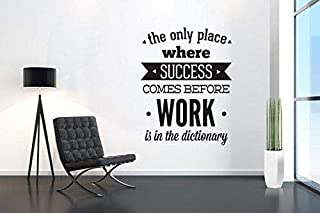 Office Wall Decals, Home Decor, Waterproof Wall Stickers