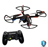Maginon RTF RC Quadcopter Drone with HD Camera (1280 x 720p) – 2.4ghz – 6 Gyro Flying with Altitude Hold Function, Headless Mode, and One Key Return Home