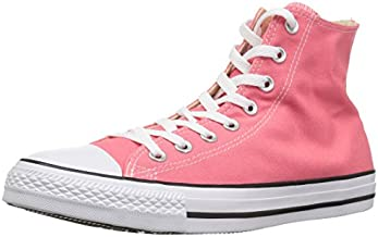 Converse Chuck Taylor All Star 2018 Seasonal High Top Sneaker, Punch Coral, 8 M US