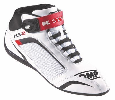 OMPRACING KS-1/ Chaussures OMP my2016/ jaune//vert taille 42