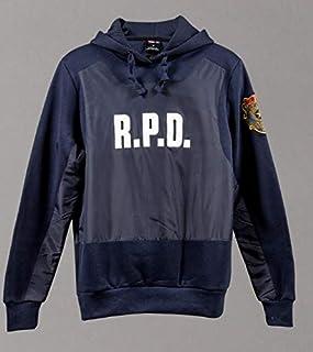 Resident Evil R.P.D. Felpa blu / nero XL