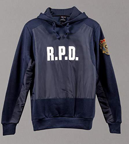 Koch Media - Sweat-shirt à capuche - Homme Bleu / noir L