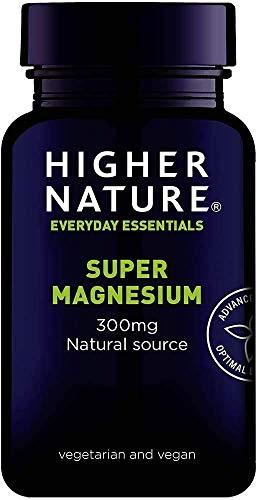 Higher Nature Super Magnesium Capsules (30 Capsules)