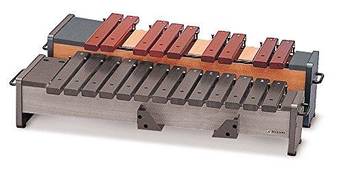 SUZUKI スズキ オルフ楽器 ザイロホーン ソプラノ 派生音6音セット NSX-6