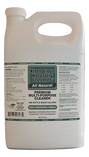 Kleen Green Naturally - 128 oz Concentrated Formula