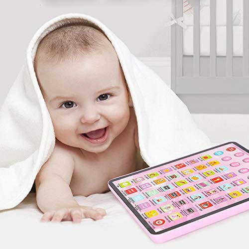 Fanxis Children Touch Tablet Pad Learning Reading Machine Early Education Toys Electronic Systems