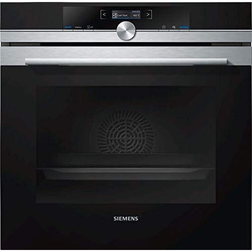 Siemens HB673GBS1 forno Forno elettrico 71 L 3650 W Acciaio inossidabile A+