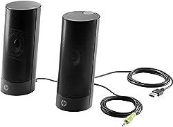 commercial Speaker HPUSB Business v2 (N3R89AA) hp usb speakers