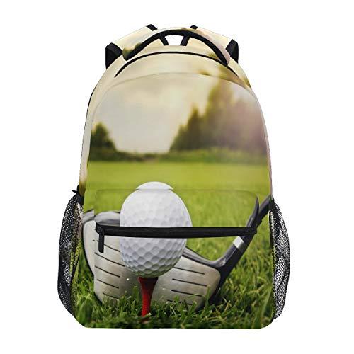 FELIZM - Mochila de golf para niños y niñas