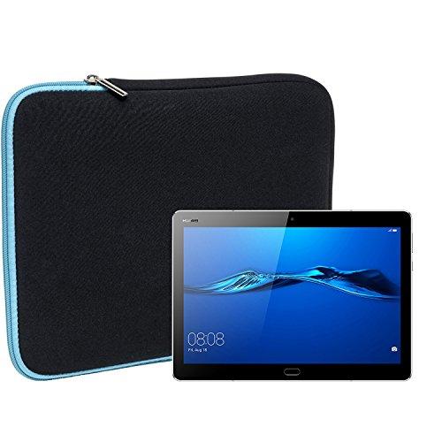 Slabo Tablet Tasche Schutzhülle für Huawei MediaPad M3 lite 25,6 cm (10,1