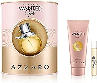 WANTED GIRL 3Pc Gift set Perfume for Women