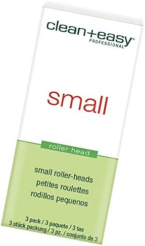 Clean Easy Small Face Roller Head For Roll On Waxing Unwanted Facial Hair Removal Treatment product image