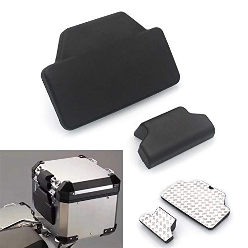 wenxin Universal Motorcycle Tronco Backrest Cushion Back Rest Pad Fit For BMW G310 R1200 R1200GS / Kawasaki Z900 / Yamaha MT07 MT 07, Bolsa Asiento Motocicleta
