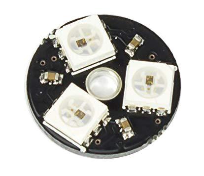 3bit Board WS28125050LED RVB 5V pour Arduino Raspberry Pi