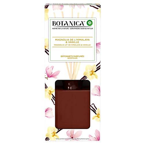 Air Wick Botanica - Deodorante per casa con oli essenziali di vetiver/legno di sandalo, 80 ml