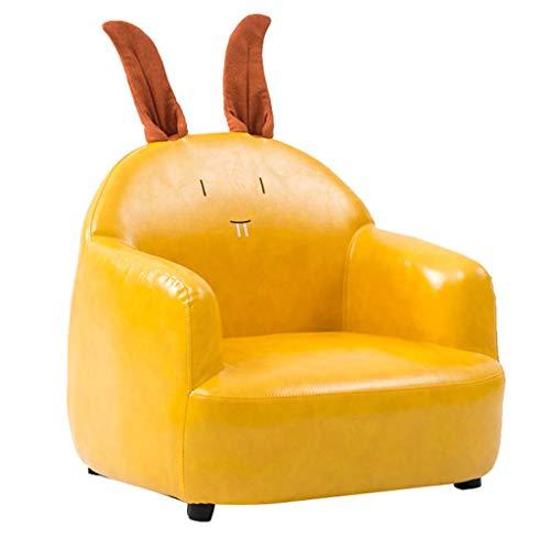 Ergonomischer Schreibtischstuhl Einsitzer Kind Sofa Kindersitz Stuhl Sessel Junge Mädchen Couch Mehrfarben Spiel Stuhl Lounge Sofa Gepolsterter Stuhl (Farbe : B)