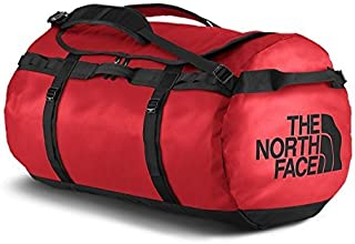 The North Face unisex Base Camp Duffel - M, Tnf Red/Tnf Black, One Size