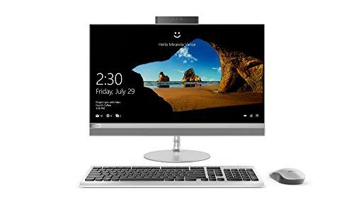 Lenovo IdeaCentre 520 60,5 cm (23.8') 1920 x 1080 Pixel 2,4 GHz Intel Core i5 di settima generazione i5-7400T Nero PC All-in-one