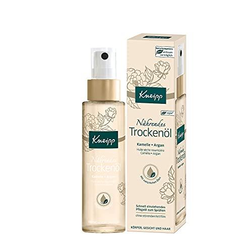 Kneipp Nährendes Trockenöl - für Körper, Gesicht und Haar, 1er Pack(1 x 100 ml)