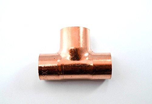 Löt-T-Stück reduziert 5130 28x22x28 mm
