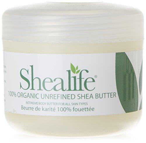 Shealife 100% Whipped Organic Shea Butter 100G