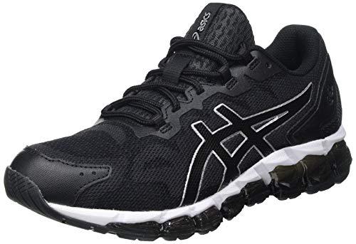ASICS Gel-Quantum 360 6, Road Running Shoe Homme, Graphite Grey Black, 43.5 EU