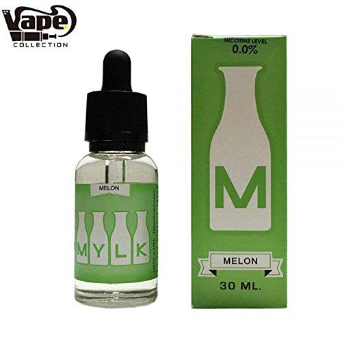 (ブリューウェル) Brewell Vapory ミルク 30ml 電子タバコ リキッド 海外 VAPE タバコ (MELON MILK(メロンミルク味))