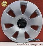 Generico Seat Ibiza/Cordoba Signo - Dos (2) Tapacubos 6201/4 Diámetro 14' Producto Nuevo