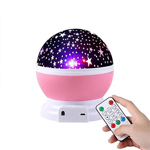 DevilLover Lampe de Projecteur Singe à Grande Bouche Bonjour Kitty Et Chat Robot Musique LED avec télécommande Bluetooth Veilleuse pour Chambre Enfants Fête Cadeau,Pink,Kitty